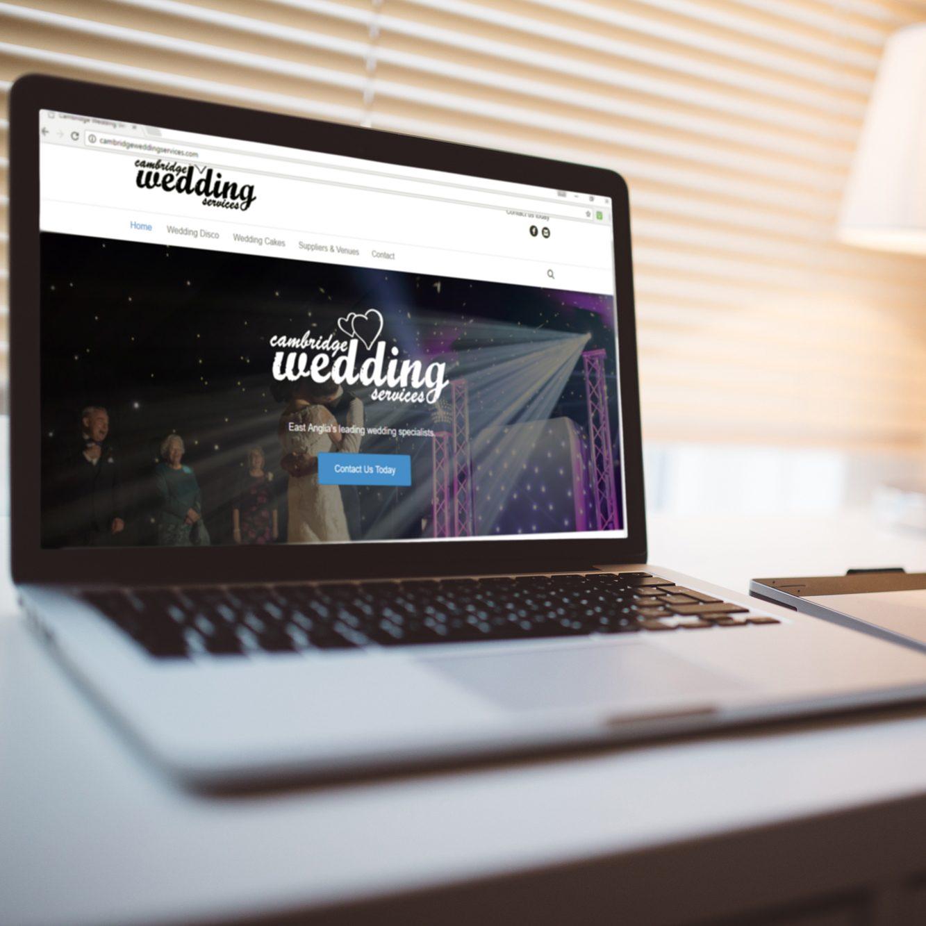 Website Development | Cambridge Wedding Service
